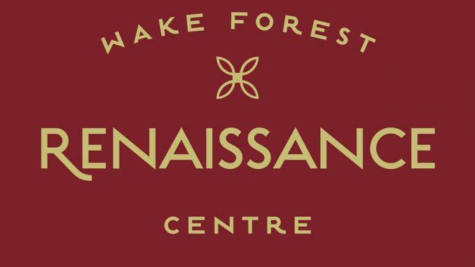 Wake Forest Renaissance Centre logo