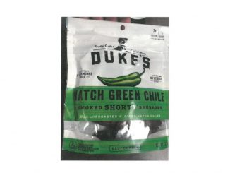 One of the labels released with the Duke's Shorty Sausages recall. Source: USDA Food Safety and Inspection Service