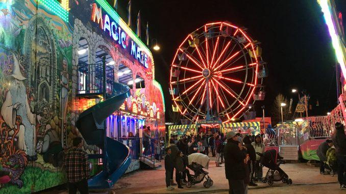 Franklin park mall carnival
