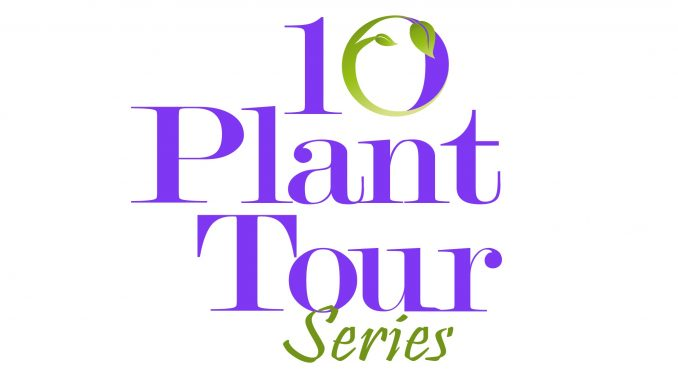 Ten Plant Tour Series is presented at the Nash County Center of the Coop Extension. Source: Nash County Ext.