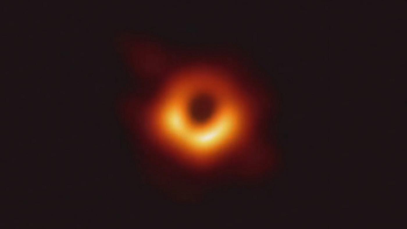 NASA: Black Hole Image Makes History - The Grey Area News