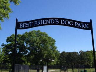Source: Best Friend's Dog Park, city of Rocky Mount, North Carolina