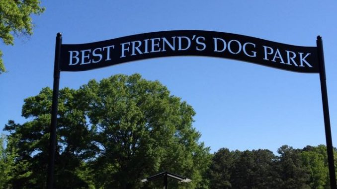 Source: Best Friend's Dog Park, city of Rocky Mount, North Carolina