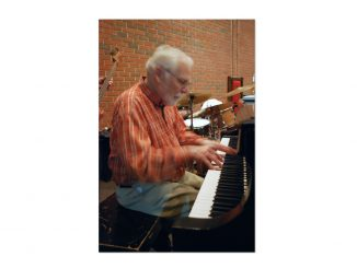 The July 2019 3rd Friday with the Artist features Billy Farmer. Source:Ellen Queen, Franklin County Arts Council