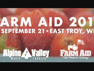 Farm Aid 2019 will be in East Troy, Wisconsin. Source: Farm Aid
