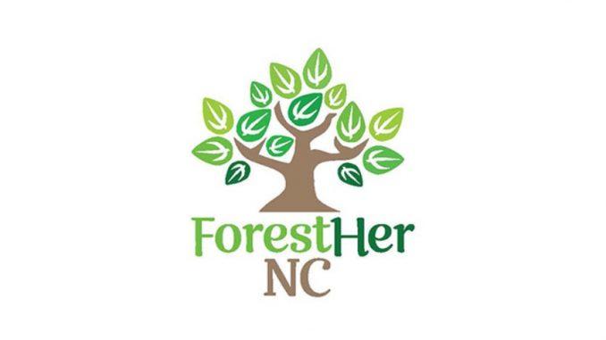 ForestHer NC logo. Source: Jodie Owen, NC Wildlife