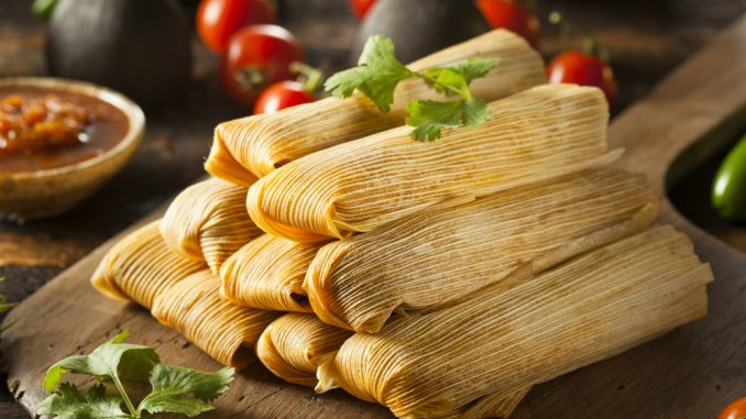 Tamales at Raleigh Tamale Festival. Source: City of Raleigh Parks, Recreation and Cultural Resources