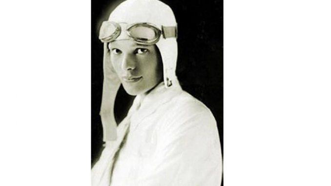 Amelia Earhart, pilot. Source: Eric Jackson, Historian, Selma, NC