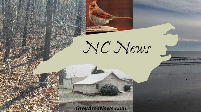 NC News. Photos: Frank and Kay Whatley