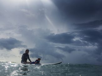 Surfers Healing, Wrightsville Beach, NC. Photo: Courtesy D.J. Struntz