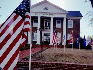 Wayne County Museum, Goldsboro, NC. Source: Wayne County Historical Society