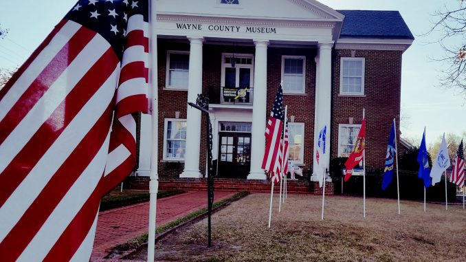 Wayne County Museum, Goldsboro, NC. Source: Wayne County Historical Society