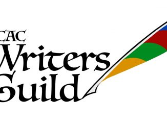 FCAC Writers Guild logo