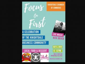 Focus on First. Source: Knightdale Chamber of Commerce