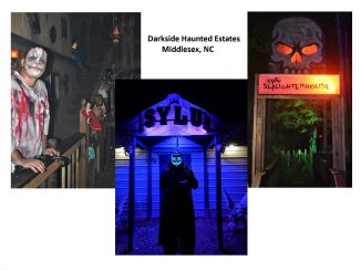 Photos courtesy of Darkside Haunted Estates/Big Daddys Farms