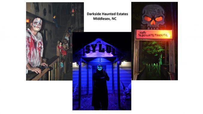 Photos courtesy of Darkside Haunted Estates/Big Daddys Farms