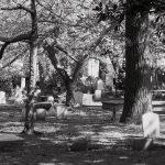 Graveyard at Saint Peter's Episcopal Church, Washington, NC. Source: Washington Haunted Historic Ghost Walk