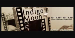 Indigo Moon Film Festival 2019 flyer