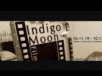 Indigo Moon Film Festival 2019 flyer