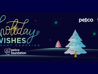 Holiday Wishes invites pet adopters to submit stories, win funding for their pet's adoption agency. Source: Petco Foundation