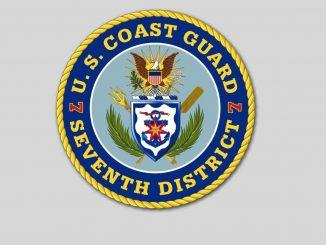 USCG 7th District seal. Source: US Coast Guard