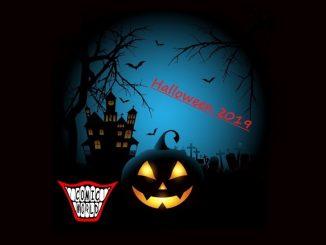 Halloween Bash 2019 poster. Source: Comic World, Zebulon, North Carolina