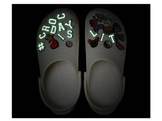 Croc Day Classic glow-in-the-dark. Source: Crocs, Inc.