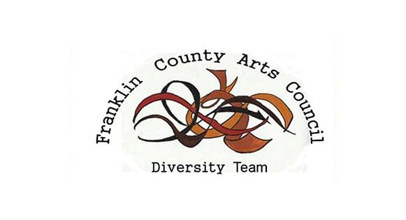Diversity Team logo. Source: Franklin County Arts Council