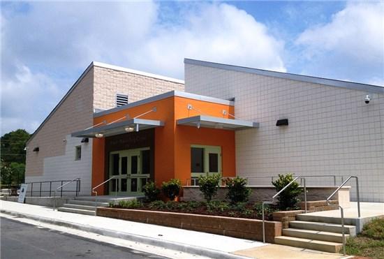 Alston-Massenburg Center. Source: Town of Wake Forest, NC