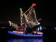 North Carolina Holiday Flotilla. Photo: courtesy Blockade Runner