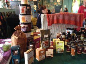 Common Grounds Coffee (and Fun) House Bunn, NC Vendor Craft Fair 2013. Photo: Kay Whatley