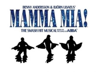Mamma Mia poster. Source: Bobbi Jo Bone, The Playhouse of Wilson (NC)