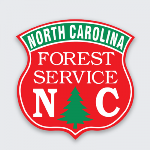 North Carolina Forest Service logo