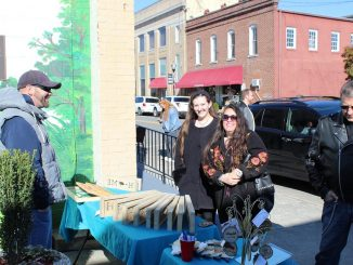 Shopping local at Selma Saturdays 2019. Source: Selma, NC Parks and Recreation
