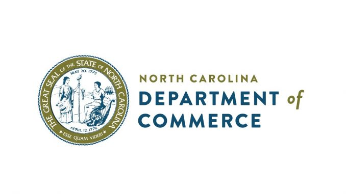 North Carolina Department of Commerce/NC seal