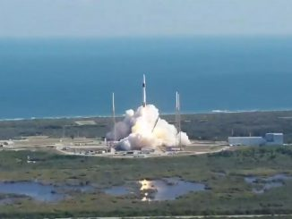 SpaceX launches Dragon, resupply mission to the International Space Station on December 5, 2019. Source:: NASA TV