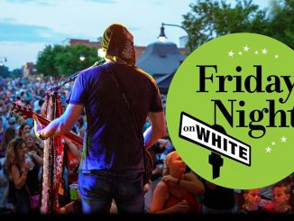 Friday Night on White image. Source: Town of Wake Forest, NC, 2019