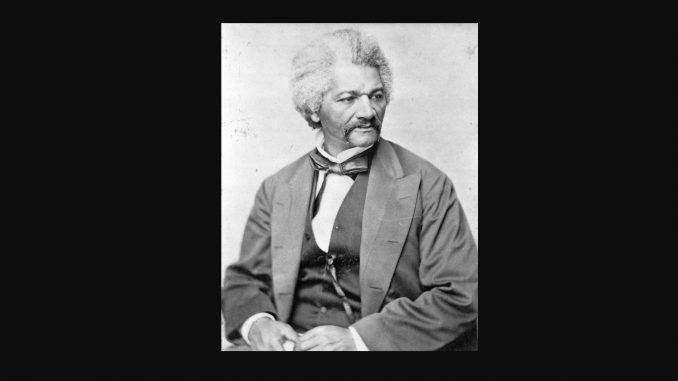 Frederick Douglass. Source: US Library of Congress, Washington, DC