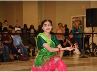 Photo from prior year International Festival of Cultures. Source: Jessie Nunery, City of Rocky Mount