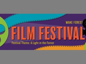 Wake Forest Film Festival poster. Source: Wake Forest Renaissance Center