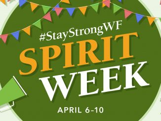 StaySrongWF Spirit Week. Source: Bill Crabtree, Town of Wake Forest (North Carolina)