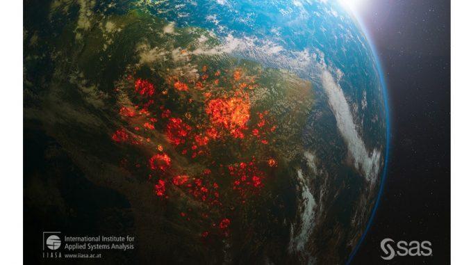 SAS IIASA Earth Day 2020 Deforestation