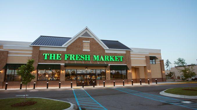 Source: The Fresh Market, Inc.