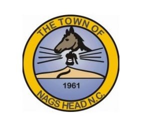 Town of Nags Head logo. Source: Outer Banks Guides