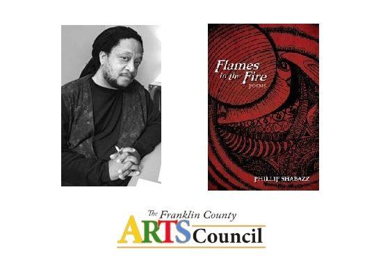 Phillip Shabazz's Grief to Healing workshop is June 20, 2020. Source: Ellen Queen, Franklin County Arts Council
