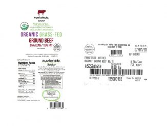 Part of the labels released by FSIS with Lakeside recall June 2020. Source: USDA Food Safety and Inspection Service