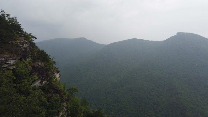 Wiseman's View overlook in daylight. Source: Omi Salavea, CreepGeeks Podcast