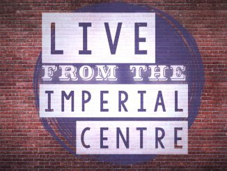 Live from the Imperial Centre 2020. Source: Imperial Centre for the Arts and Sciences