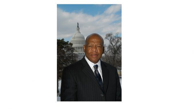 John Lewis official photograph. Source: johnlewis.house.gov
