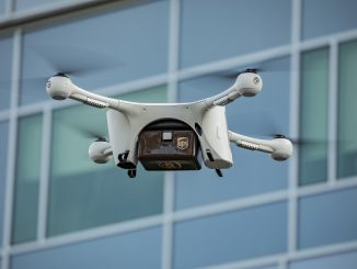 Matternet's M2 Drone System Enabling New US Hospital Delivery Network at Wake Forest Baptist Health, Winston-Salem, North Carolina. Source: Matternet